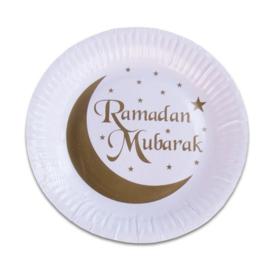 Ramadan Mubarak Bordjes