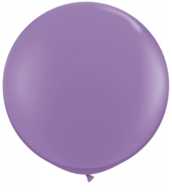Ballon 90cm lilac qualatex