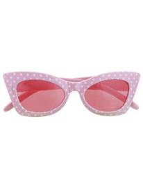 Bril rock 'n roll | pink
