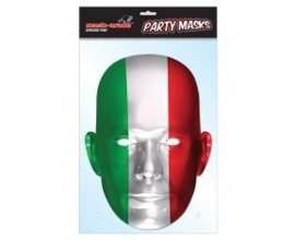 Masker Italiaanse vlag OP=OP