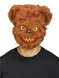 Scary bear masker