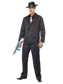Gangster zoot kostuum