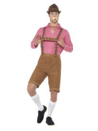 Oktoberfest kostuum beer