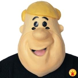 Masker Barney Rubble op=op