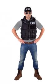 FBI tactical vest deluxe