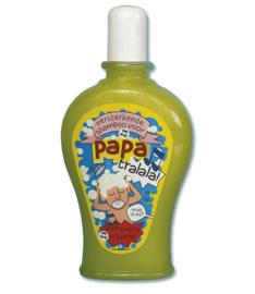 Shampoo fun papa