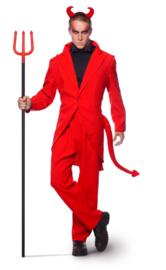 Rood Duivels kostuum