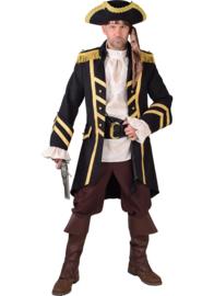 Piraat de luxe mantel woollike