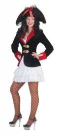 Piraten Sailorjurkje luxe