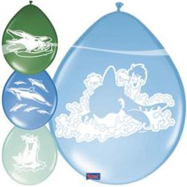 Ballonnen sea life