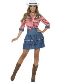 Cowgirl rodeo jurkje