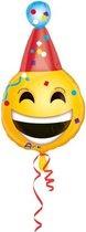 Folieballon emoticon JuniorShape
