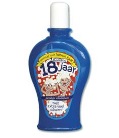 Shampoo fun 18 jaar