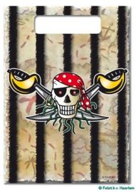 Feestzakjes Red Pirate