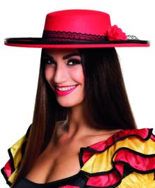 Spaanse dames hoed