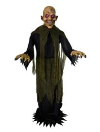 Zombie pop 200cm licht, beweging en geluid