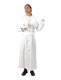 Paus Franciscus hendrik kostuum
