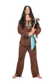 Indianen kostuum Strong