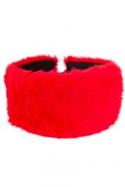 Bont hoofdband rood