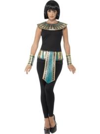 Egyptische dames kleding set