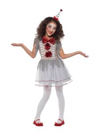 Vintage clown horror jurkje