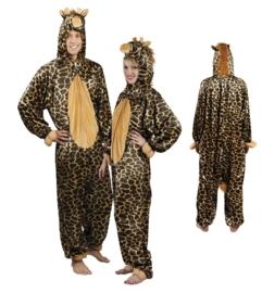 Giraffe kostuum plushe