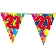 Vlaggenlijn -- 21 jaar