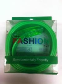 Discoriem fluor groen