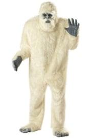Verschikkelijke sneeuwman kostuum