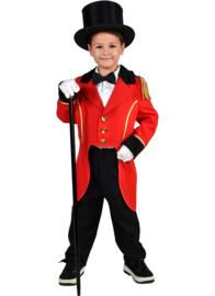 Circus directeur jas kinderen