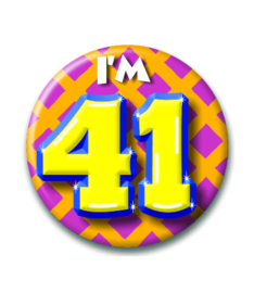 Button 41 jaar