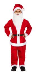 Kerstjongen kostuum | Kerstman