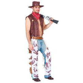 Cowboy Billy kostuum