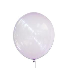 Bubbel ballonnen paars 100 st.