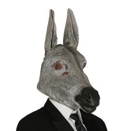 Ezels masker latex