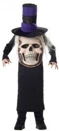 Crazy Mr. Skull kostuum