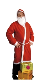 Kerstman kostuum easy