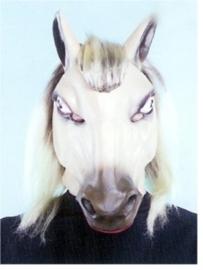 Masker rubber Paardenkop