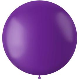 Ballon Orchid Purple Mat - 78 cm