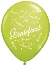 Ballonnen lentefeest
