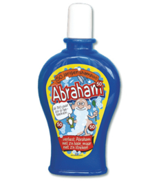 Shampoo fun Abraham
