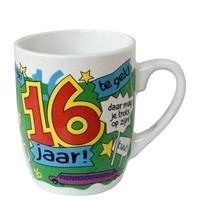 Mok 16 jaar!