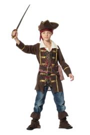 Piraat bruce kostuum