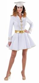 Kapiteins jurk de luxe OP=OP