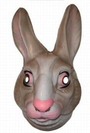 Masker plastic konijn