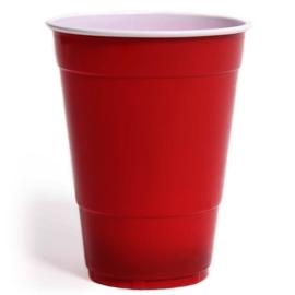 American Red cups 25 stuks