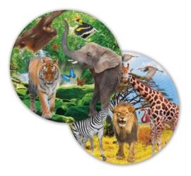 Bordjes Safari