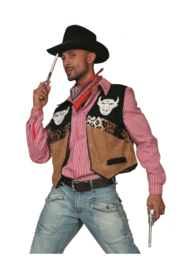 Cowboy gilet Buffalo
