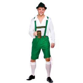 Oktoberfest kostuum complete
