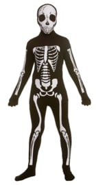 Kinder second skin skeleton